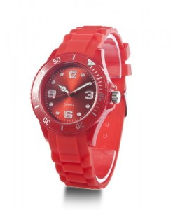 watch-ice-horloge-design-simpel-siliconen-rubber-horloges-rood