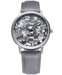 leger-horloge-rebirth-grijs-digital-patroon